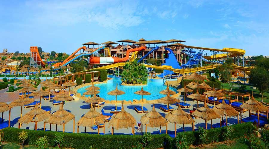 Jungle aqua park tour