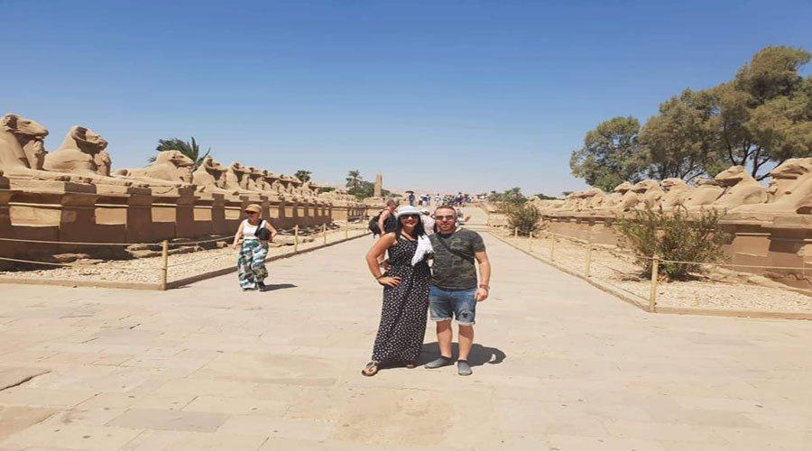 Luxor Ausflug