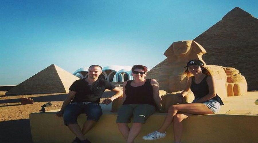 Mini egypt park Tour