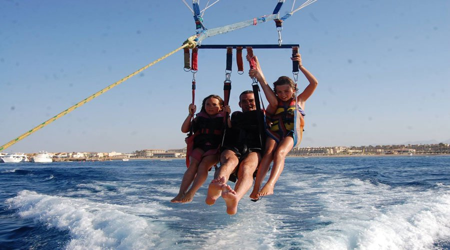 Parasailing-adventure