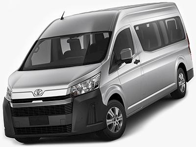 Flughafen Transfer mit Minibus